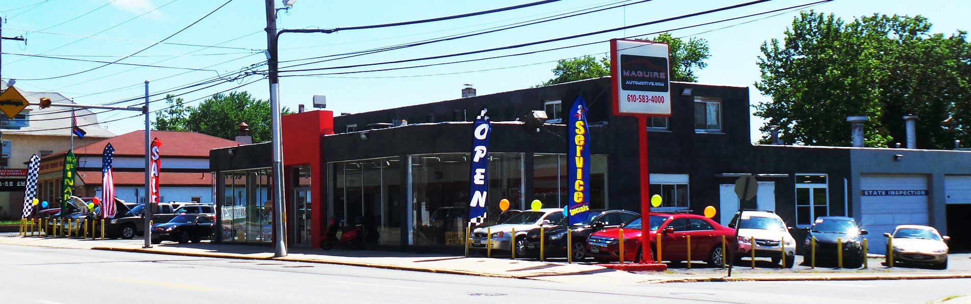 Used car dealer in Glenolden, Darby, Springfield, Lansdowne, PA ...